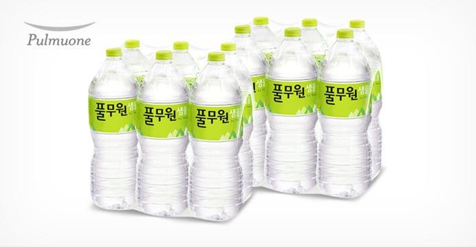 믿고마시는 풀무원 샘물 생수 2Lx12 무료배송
