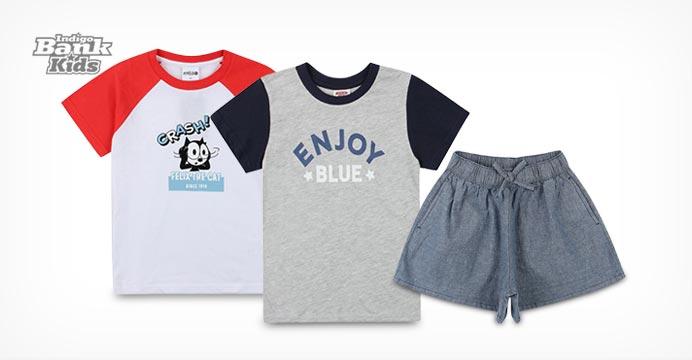 이랜드 인디고/헌트키즈 여름세일 반값행사