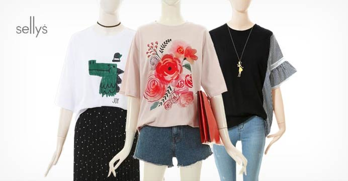 샐리 여름까지 핫한 신상 티셔츠/블라우스/팬츠