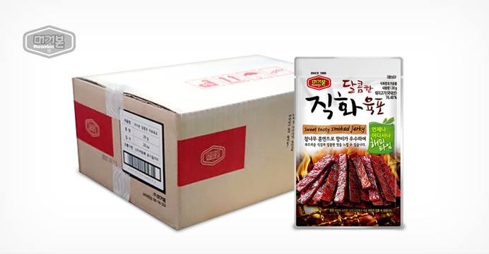 달콤직화육포20g x 20입 박스형