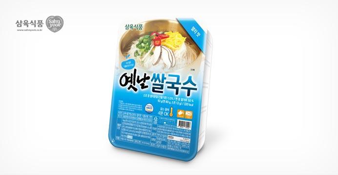 [중복5%] 삼육 옛날쌀국수 멸치맛 10개