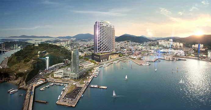 [카드10%] 여수 유탑마리나 호텔앤리조트