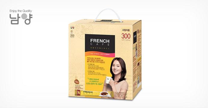 프렌치카페 카페믹스 300T