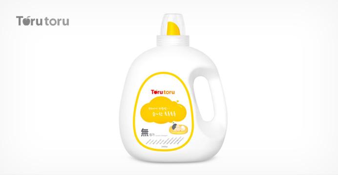 토루토루 아기액상세제 2,400ml