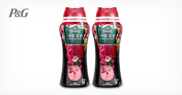 다우니 향기부스터 퍼퓸쥬얼 1+1+30%쿠폰