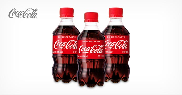 코카콜라 300ml 24개