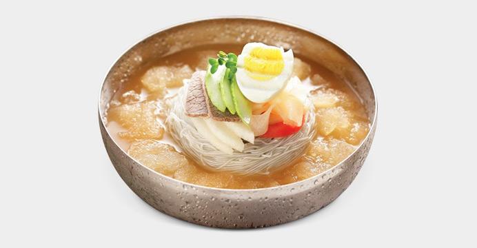 함흥냉면 사골육수 10인분 (사리2kg+육수10봉)