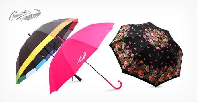 장마철 우산 준비하세요~자동우산/장우산/아동
