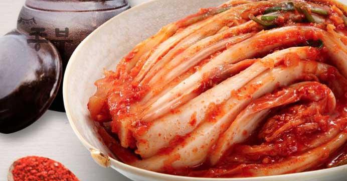 양혜정 종부 일품김치 포기11kg