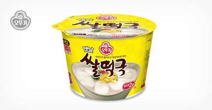 오뚜기 옛날 쌀떡국10개