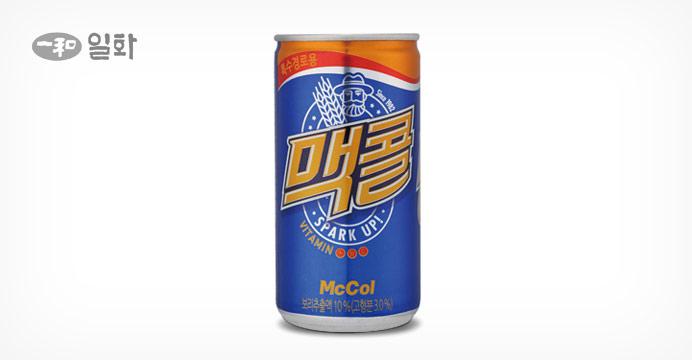 맥콜 160ml x 30캔 1박스 /탄산음료