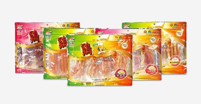 강아지 사사미 대용량간식 5봉