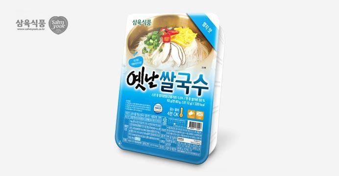 삼육 옛날쌀국수 멸치맛 10개 /쿠폰가 9,330