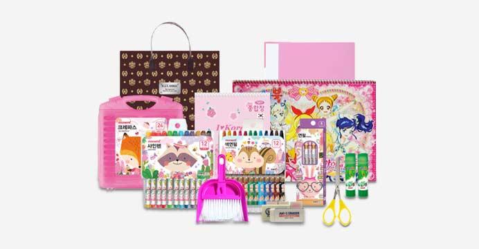 모나미 입학준비물 선물세트