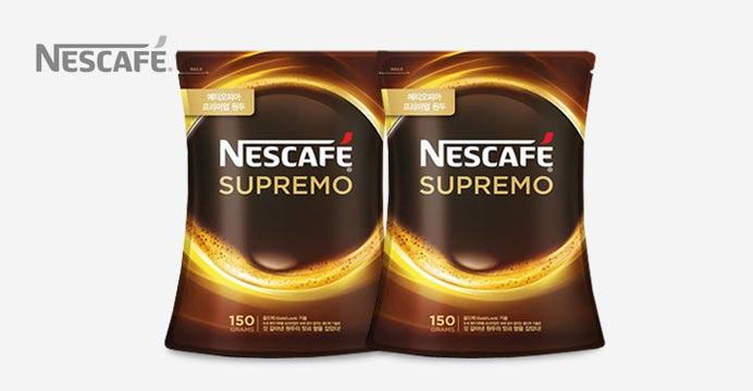 네스카페 수프리모 150g+150g
