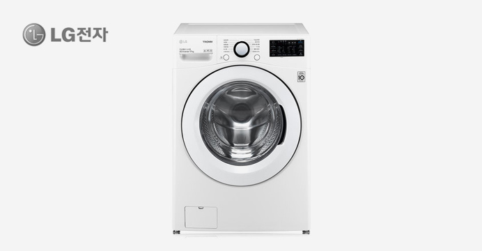 LG트롬 17KG드럼세탁기 F17WDBP