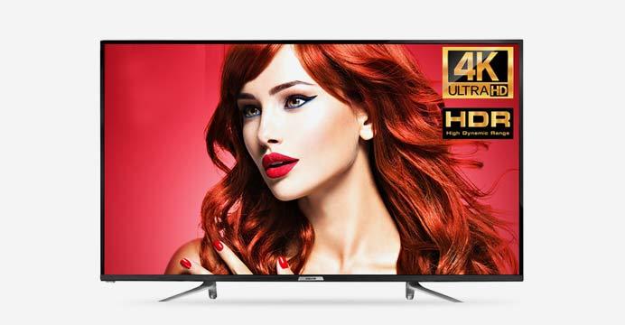 시네아이 55인치 UHD TV 4K HDR