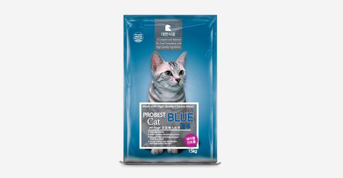 프로베스트캣 블루 15kg 박스포장