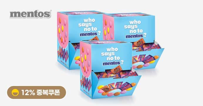 멘토스 모노 150입(420g) 3개
