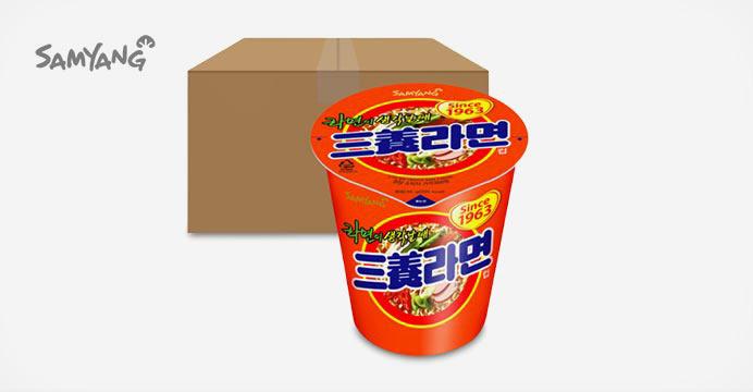 삼양라면 컵 65gx30개 (1박스)