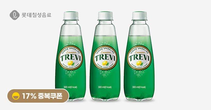 트레비 레몬 300ml 20펫