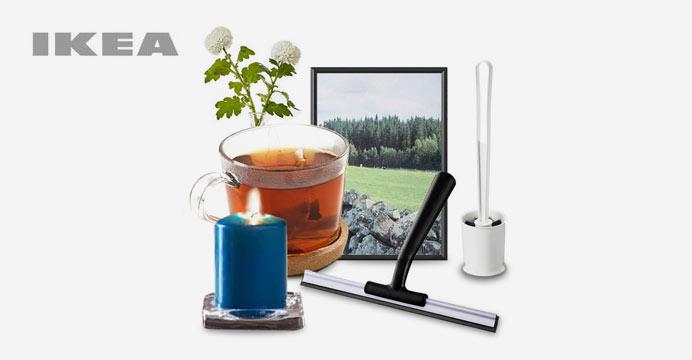 IKEA/H-house 욕실 주방 생활용품 모음