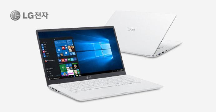 LG 14그램 14Z90N-VR56K Win 10