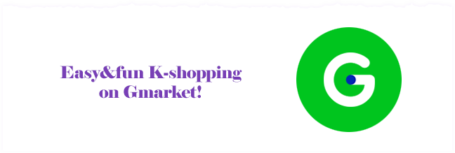Easy&fun K-shopping on Gmarket!